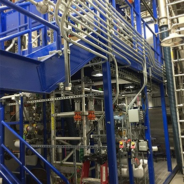 The Chemical Synthesis Pilot Plant at Lawrence Livermore National Laboratory